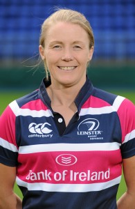 6 August 2015; Referee Helen O'Reilly. Leinster Rugby Branch Referee Photos. Bective Rangers, Donnybrook, Dublin. Picture credit: Seb Daly / SPORTSFILE *** NO REPRODUCTION FEE ***