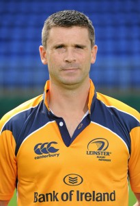 6 August 2015; Referee Dudley Phillips. Leinster Rugby Branch Referee Photos. Bective Rangers, Donnybrook, Dublin. Picture credit: Seb Daly / SPORTSFILE *** NO REPRODUCTION FEE ***