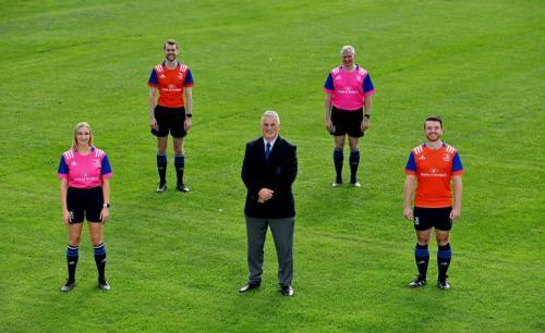 Leinster Referees 2020/21 Kit